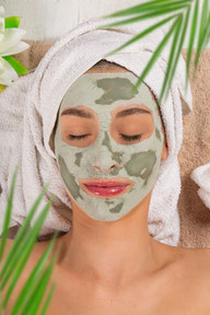 Beauty salon Stuttgart Mitte Westcosmetic treatments facial cleansing massage mask peeling