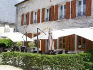 Lassay-sur-Croisne, village touristique de Sologne - Proche Chambord, Cheverny, Blois, Chenonceau, ZooParc de Beauval - Auberge du Prieuré, Restaurant gastronomique terroir