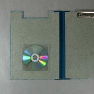 Einstecktasche für CDs