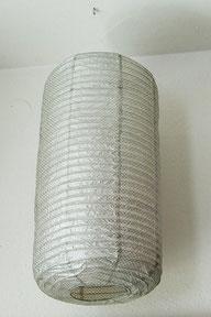 Lampenschirm aus Daphnepapier, Nepal