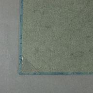 Einstecktasche transparent 3,2 x 3,2 cm