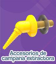 accesorios de campana de extracción water saver