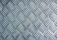 Riffelblech / Metallboden reinigen