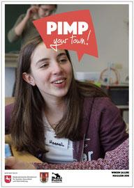 Pimp your Town Jugendbeteiligung Politische Bildung Planspiel Bürgerbeteiligung Demokratie