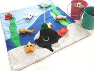 出産祝い 魚釣りセット