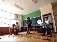 廃校が1日だけのライブハウスに!「ヤマノハコ」ボランティアスタッフ募集