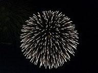 鹿島の花火大会/ボランティア