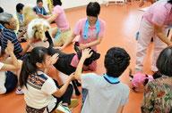 児童施設訪問