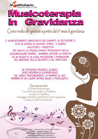 IL SETTICLAVIO - Musicoterapia in gravidanza