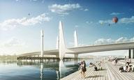 Hisingsbron Bridge Göteborg