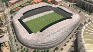 Stadion Jean-Bouin Paris