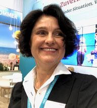 Ina Bärschneider, Ihre persönliche Ansprechpartnerin bei der ERGO Reiseversicherung für die CDW-Versicherung