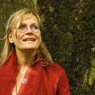Sabine van Baaren auf dem Saint Germain Kongress
