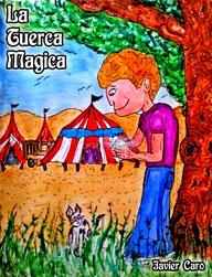 "Libro ""La Tuerca Mágica"""