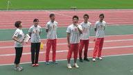 本大会出場経験を持つ日本代表選手