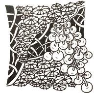 Zentangle als Symbolbild für Gruppentherapie von meet_judith, Bildrechte: meet_judith