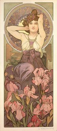 The Precious Stones: Amethyst (1900)