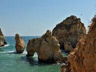 Algarve Felsenbucht Ii