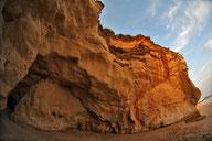 Algarve Felsenlandschaft II - die Höhle