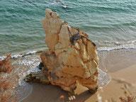 Panoausblick Algarvefelsen II