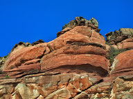 Algarve Felsenlandschaft