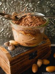 Schoko-Apfel-Karamell-Kuchen