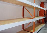 Rack de carga pesada, rack industrial