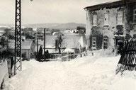 Bild: Wünschendorf Erzgebirge Winter
