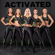 THE 'ACTIVATED' DANCERS - AUSTRALIA