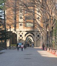 東大キャンパス