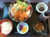 カキフライ定食 ¥1050
