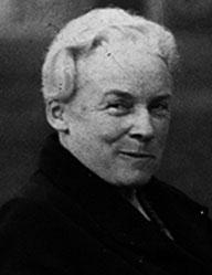Martha Sauber, * 1870; † 1933