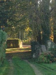 L'entrée du Petit Moulin