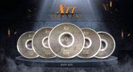 Centent Cymbals XTT Series
