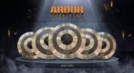 Centent Cymbals Ardor Series