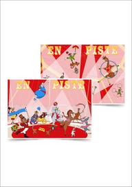 sets de table cirque