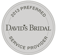 David's Bridal 2013 Preferred Service Provider
