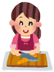 毎日の料理作りに便利