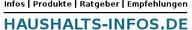 Logo Haushalts-Infos.de