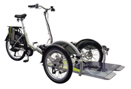 Van Raam Velo Plus 2 Dreirad und Elektro-Dreirad für Erwachsene - Spezial-Dreirad 2017