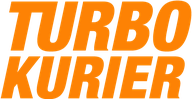 Turbo Kurier Logo in orange