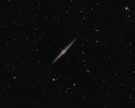 Needle Galaxy NGC 4565