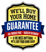 Buy Back Guarantee Logo - Advantis Home Inspection, PLLC
