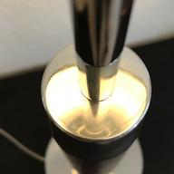 deLumine Aluminium poliert und Edelstahl Lampen