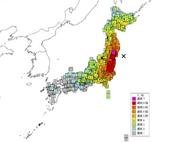 2011年3月11日の東日本大震災