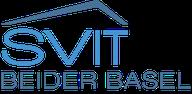 Wir sind Mitglied im SVIT, Schweizerischer Verband der Immobilienwirtschaft, Beider Basel