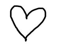 Illustration eines Herzen
