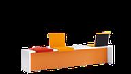 Wartebank K-Modul Sit