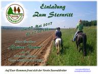 """07. Mai Sternritt """"Grüner Baum"""""""