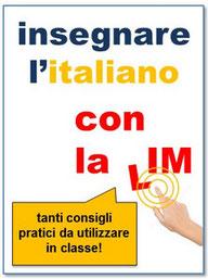 Insegnare l'italiano con la LIM